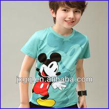 Newest design custom tshirt printing wholesale china 100% cotton promotional kids tshirt