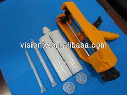 High quality Professional Iron caulking gun / Caulking adhesive sealant epoxy gun/cartridge silicone gun/dispenser