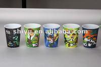 12OZ 3D Lenticular PP Cup for Promotion