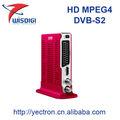 Mini usb tlc dvb-s2 televisión hdmi cuadro azbox newgen dvb-s2 decodificador
