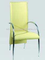 dining chair with armrest leather dining chair kitchen chair P9045#