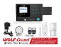 Inalámbrico pstn alarma hogar sistema de seguridad con construido- en el pir/pantalla tft de color/ademco contact id
