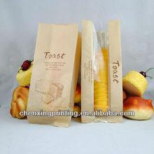 Wholesale food packaging bag, bread bag food