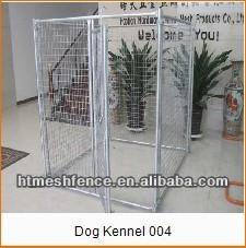 metal large dog run/heavy duty outdoor large galvanized dog runs