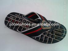 Men slippers sandals,latest design slippers sandals,pu injection sandals slipper