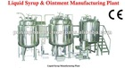Liquid Syrup Manufacturing Process