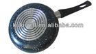 aluminum non-stick stone fry pan