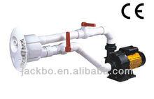 Swim training device swimming pool water pump