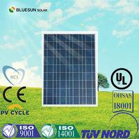 Top price per watt 80w polycrystalline solar panel