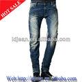 Overalls 2013 custom verwaschenen jeans für männer( ldhq1)
