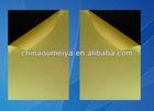 66*107 black adhesive pvc sheets for making photo album
