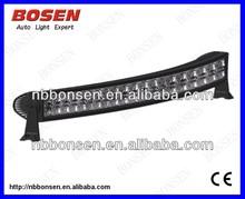 120w curved led light bar off road