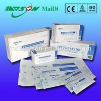 Self-sealing sterilization pouch/bag