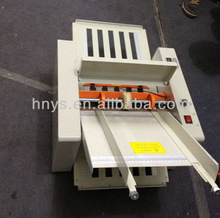 Automatic paper folding machine ,automatic paper folder