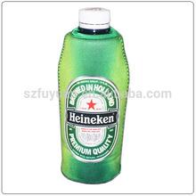 insulated single pack neoprene beer carrier