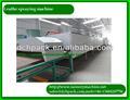 Máquina de pulverização para curtimento de couro máquina para venda