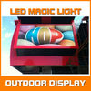 vivid color p16 / p10 outdoor led display