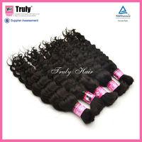 Brazilian hair bulk,12 inch,natural color