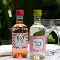 100ml mini glass wine bottle wholesale