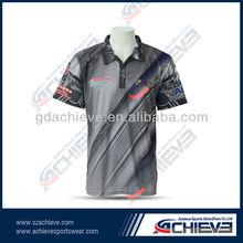 Casual style custom logo polo shirt, t shirt short sleeve
