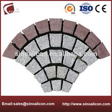 Chinese granite cheap paving stone