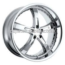 Car 18x9.5 Chrome Aluminum Alloy Wheel