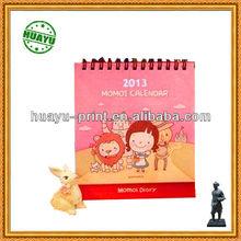 2013 design table calendar table calendar cheap table calendar