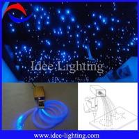 2014 hot sale LED glass fiber optic lighting