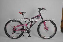 """26"""" mountain bike 18s/suspension bicycle(VB-M26003)"""