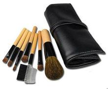 private label brush set 7 pcs china cosmetic makeup kits