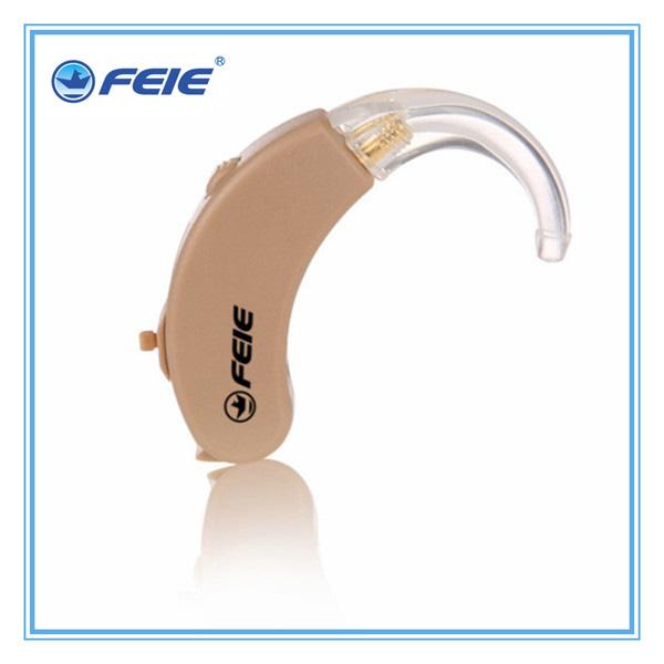 Ultimo modello digitale apparecchi acustici retroauricolari my-13s orecchio zoom