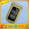 hot sale smart phone waterproof bag case cover bag for cell phone with ipx8 certificate