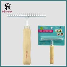 Pet Grooming Razor with Wooden Handle XPX80048