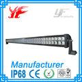 Factory direct vente de 50 pouces led barre lumineuse pour hors route 4x 4, suv, atv, 4wd, camion. Ce, rohs, ip67