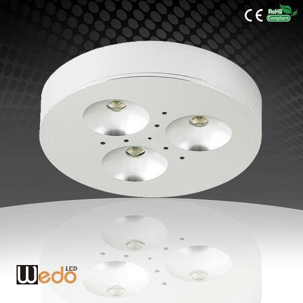 12v led cabinet light 3w dimmable led under cabinet light. Black Bedroom Furniture Sets. Home Design Ideas