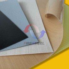 Teflon coated fiberglass fabric for table cloth