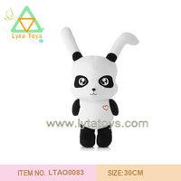 Soft Plush Toys Long Ears Panda