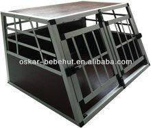 Aluminum Dog Transport Cage