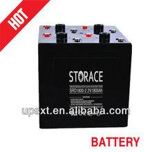 MF battery 2v 1800ah for wind energy&solar energy