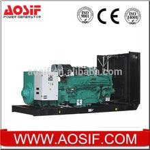 AOSIF diesel generator,diesel engine KTA19 for cummins