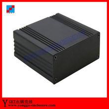 aluminum case metal project box junction box