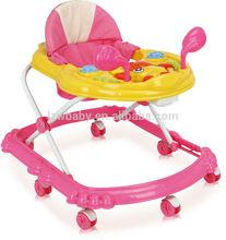 Pink cheap baby stuff activity walker vtech/ Model:132