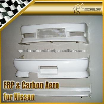 For Nissan A31 Cefiro Origin Style Full body Kit bumper side skirt