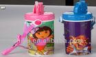 Plastic 3D Water Bottles ( 400 ml)