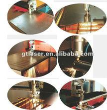 Girevole in metallo sega a nastro taglio gt-1325 cy-yag-600w