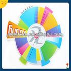 Custom design magnetic dart board for children