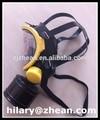 Proteção química máscara de gás / máscara de gás tóxico