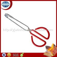 Wholesale plastic handle bbq tong