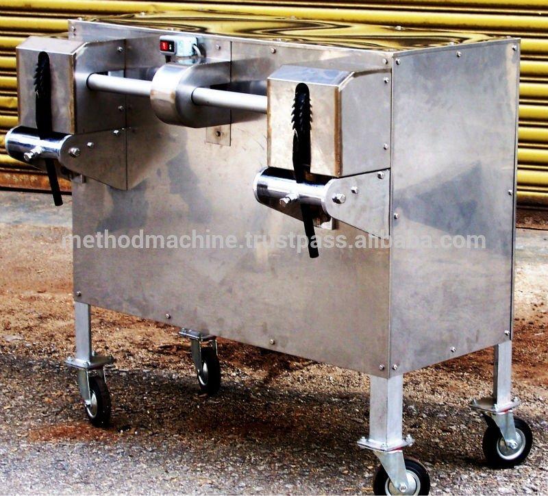 Coconut Machine - Coconut Deshelling Machine