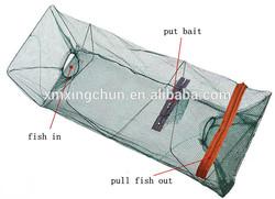 PE fishing crab trap cage